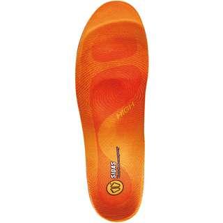 SIDAS Winter 3Feet high Einlegesohlen orange