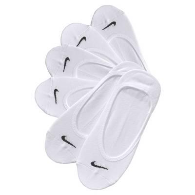 Nike Performance Lightweight Füßlinge Damen white