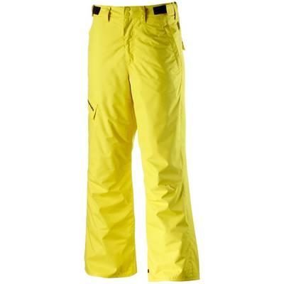 Quiksilver Cornwall Snowboardhose Herren gelb