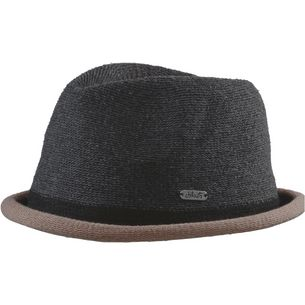 Chillouts Bosten Hat Hut grau/braun