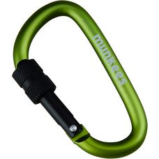 Munkees D-Form Karabiner
