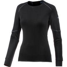 Odlo X-Warm Unterhemd Damen schwarz