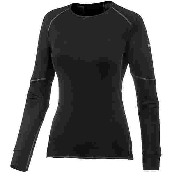 Odlo Active X-Warm Funktionsshirt Damen schwarz