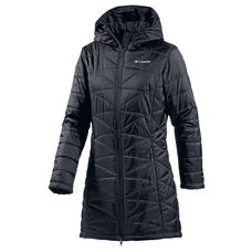 Columbia Steeple Pass Steppmantel Damen schwarz