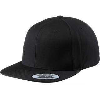 Flexfit Classic Snapback Cap schwarz