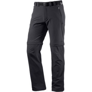 CMP MAN LONG PANT ZIP OFF Zipphose Herren anthrazit
