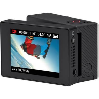 GoPro HERO4 LCD Touch BacPac Kamerazubehör schwarz