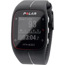 Polar M400 HR Fitness Tracker schwarz