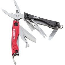 Gerber DIME Werkzeug grau/rot