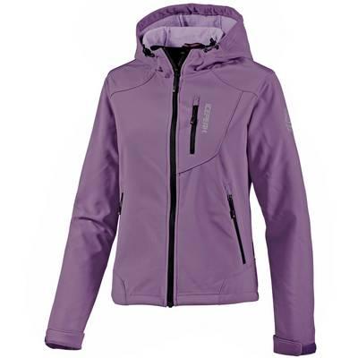 ICEPEAK Softshelljacke Damen violett