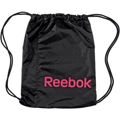 Reebok Turnbeutel Damen schwarz/pink