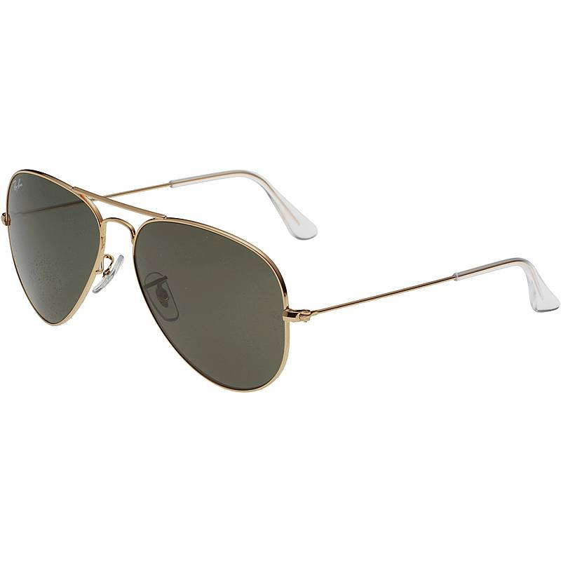 RAY-BAN Aviator Large Metal 0RB3025 Sonnenbrille gold im Online Shop ...