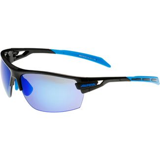 ALPINA Tri-Scray Sportbrille schwarz/blau
