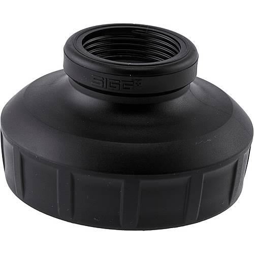 SIGG Adapter incl. Seal Ring WMB Flaschendeckel schwarz