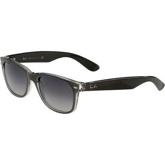 RAY-BAN New Wayfarer 0RB2132 Sonnenbrille top brushed gunmetal