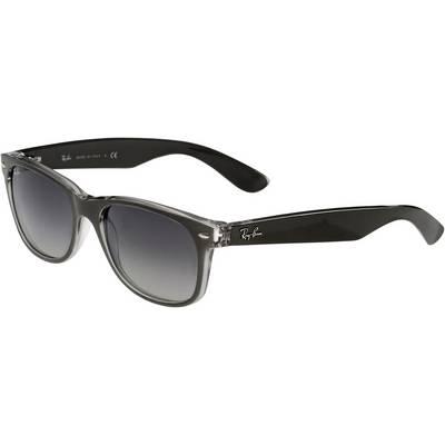 RAY-BAN New Wayfarer Sonnenbrille schwarz