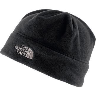 The North Face Flash Fleece Beanie schwarz