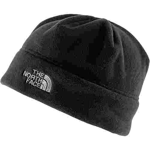 The North Face Flash Fleece Beanie schwarz
