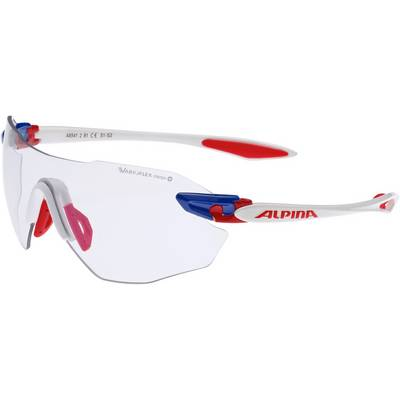 ALPINA Twist Four shield RL VLM+ Sportbrille blue red white