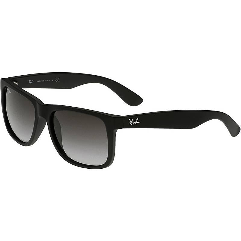 ea0dbcdcba RAY-BAN Justin 0RB4165 Sonnenbrille rubber black im Online Shop von ...