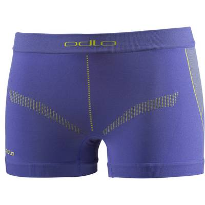 Odlo Evolution Light Trend Funktionsshorts Damen violett/limette