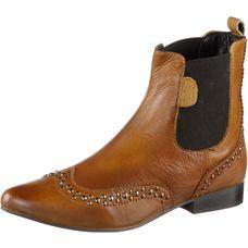 Pepe Jeans Chelsea Boots Damen camel