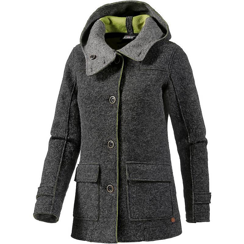 Kaufen Online Von Shop Im Graugrün Sportscheck Damen Wollmantel Cmp xYCqT8C