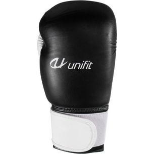 unifit Boxhandschuhe schwarz/weiß