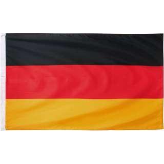 ID Merchandising Deutschland Fahne schwarz-rot-goldfarben