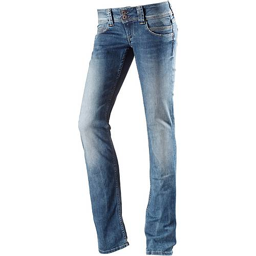 Pepe Jeans Venus Straight Fit Jeans Damen denim