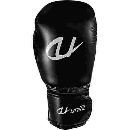unifit Boxhandschuhe schwarz