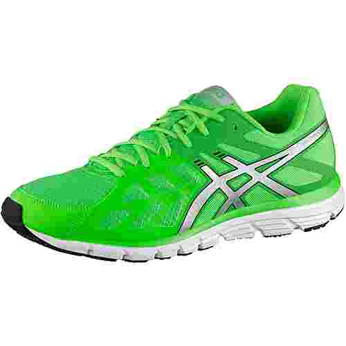 ASICS Gel Zaraca 3 Laufschuhe Herren grün/silberfarben im Online Shop von  SportScheck kaufen