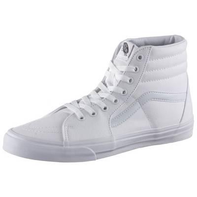 Vans SK8-Hi Sneaker weiß/weiß