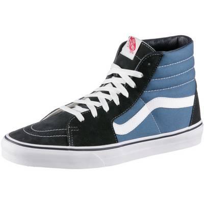 Vans SK8-Hi Sneaker blau/weiß