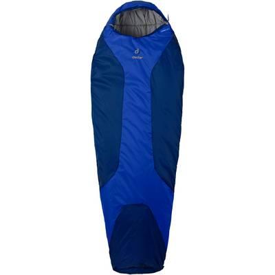 Deuter Orbit +5° SL Kunstfaserschlafsack blau