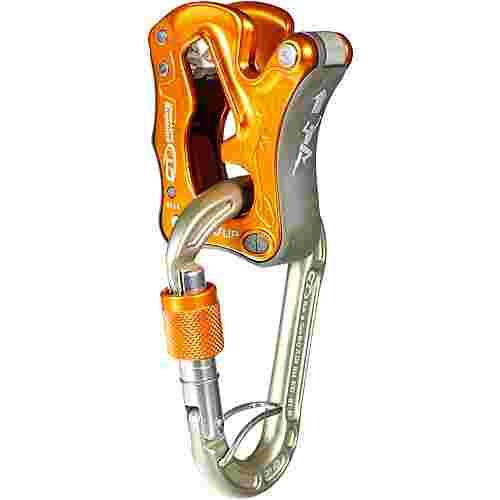 Climbing Technology Click Up Sicherungsgerät gelb