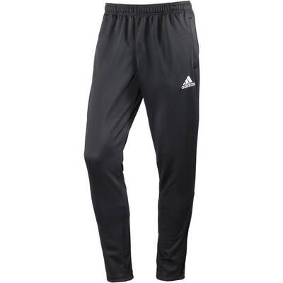 adidas Trainingshose Herren schwarz/weiß