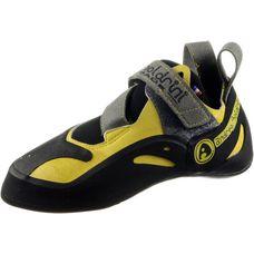 Andrea Boldrini Spider Kletterschuhe gelb-schwarz