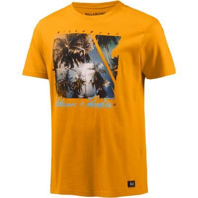 Billabong Future Paradise Printshirt Herren tangerine