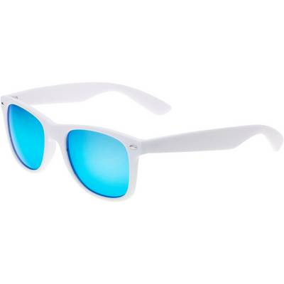 MasterDis Sunglasses Likoma Mirror Sonnenbrille weiß/blau