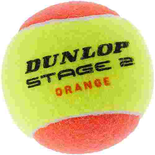 Dunlop Stage 2 Tennisball Kinder orange