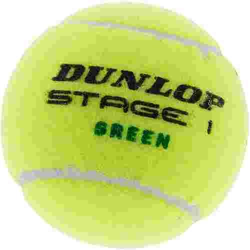 Dunlop Stage 1 Tennisball Kinder grün