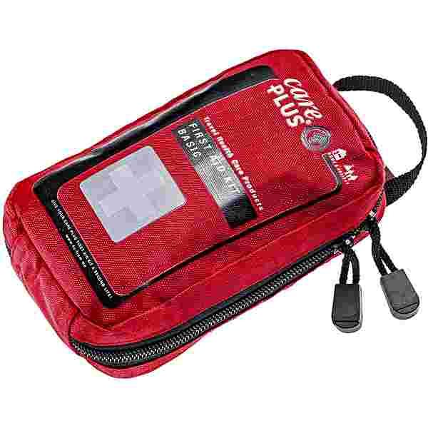 Care Plus First Aid Kit Basic Erste Hilfe Set rot