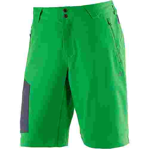OCK Softshellshorts Herren grün