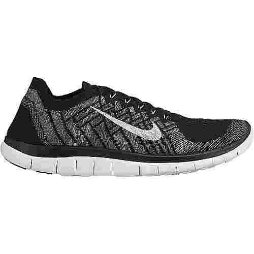 Nike Free 4.0 Flyknit Laufschuhe Herren schwarz im Online Shop von  SportScheck kaufen