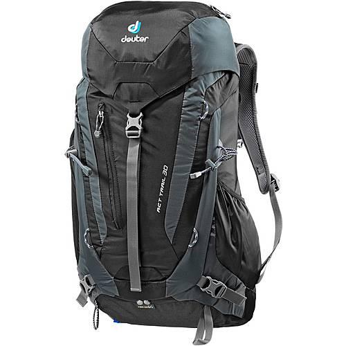 Deuter ACT Trail 30 Wanderrucksack schwarz/dunkelgrau