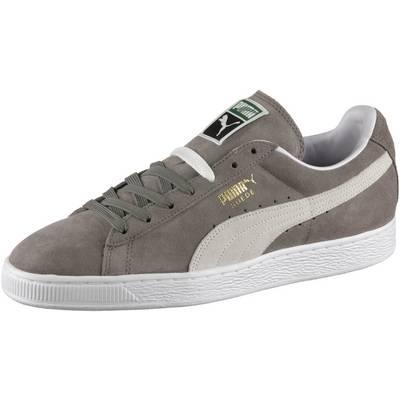 PUMA Suede Classic+ Sneaker grau