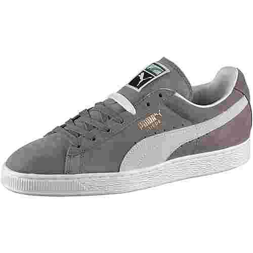 puma suede classic sneaker grau im online shop von. Black Bedroom Furniture Sets. Home Design Ideas