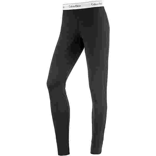 Calvin Klein Leggings Damen schwarz