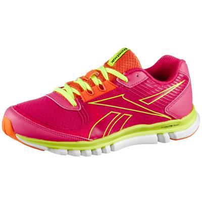 Reebok Fitnessschuhe Damen pink/neongelb